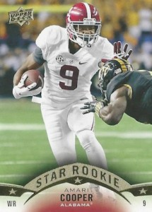 Amari Cooper Rookie Card Gallery and Checklist 52