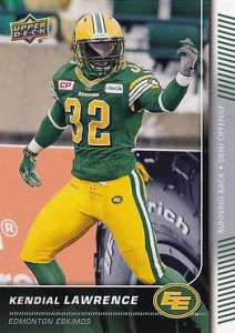 2015 Upper Deck CFL Football Cards 22