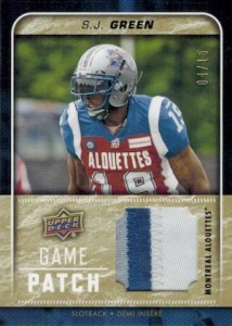 2015 Upper Deck CFL Football Cards 28