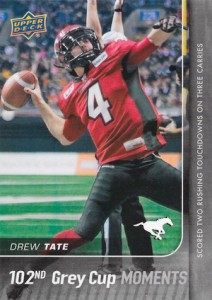 2015 Upper Deck CFL Football Cards 24