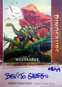 2015 Upper Deck Dinosaurs Trading Cards 21