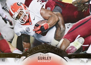 Todd Gurley Rookie Cards Guide and Checklist 56