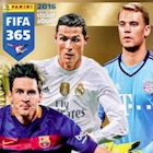 2016 Panini FIFA 365 The Golden World of Football Stickers