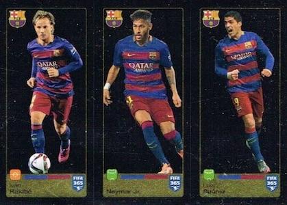 Sticker 88 a//b Panini FIFA365 2019 FC Barcelona Arturo Vidal