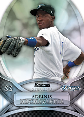 2010 Bowman Sterling Baseball 3