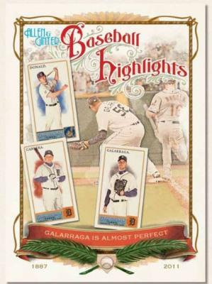 2011 Topps Allen & Ginter Baseball 22