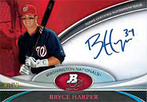 2011 Bowman Platinum Baseball 12