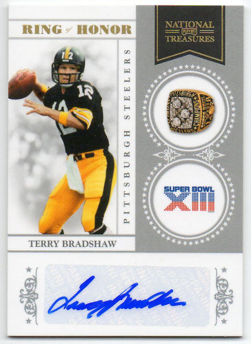 Big Time Hits: 2010 National Treasures Football  69