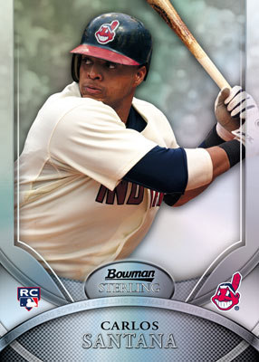 2010 Bowman Sterling Baseball 2
