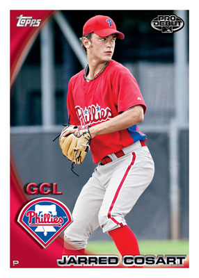 2010 Topps Pro Debut Series 2 Baseball 6