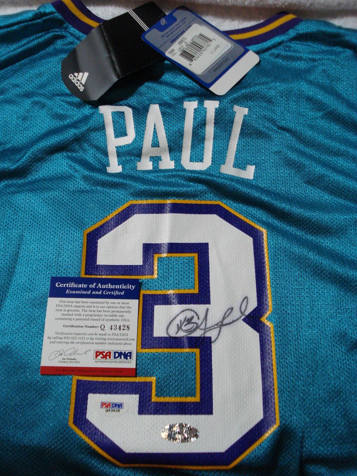 Chris Paul Rookie Card Checklist and Memorabilia Guide 30