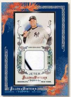 2011 Topps Allen & Ginter Baseball 25