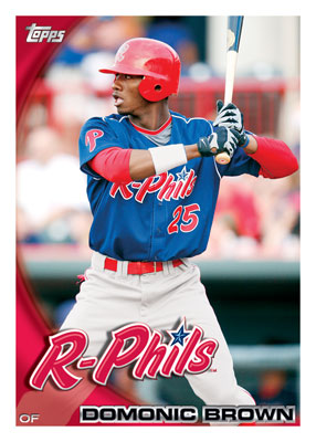 2010 Topps Pro Debut Series 2 Baseball 2