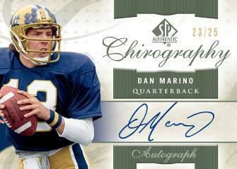 2010 SP Authentic Football 1