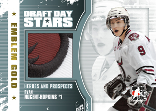 2010-11 In the Game Heroes & Prospects Update Hockey 1
