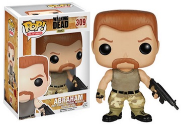 Funko Pop Walking Dead Series 6 Abraham