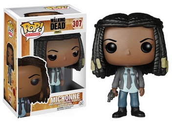 Funko Pop Walking Dead Series 6 Michonne