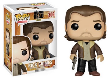 Funko Pop Walking Dead Series 6 Rick Grimes