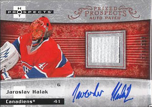 Jaroslav Halak Rookie Card Checklist 2