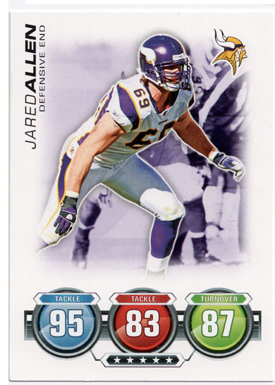 2010 Topps Attax Football Review 11