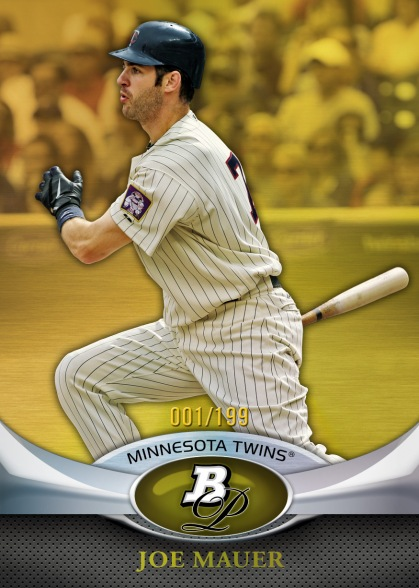 2011 Bowman Platinum Baseball 9