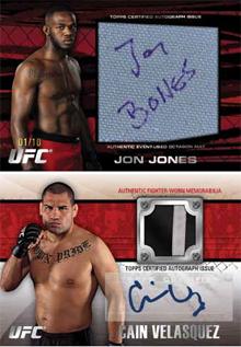 2011 Topps UFC Title Shot 60