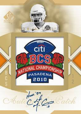 2010 SP Authentic Football 6