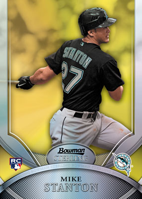 2010 Bowman Sterling Baseball 4