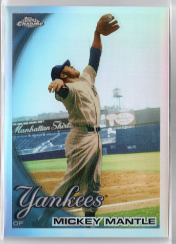 2010 Topps Chrome Baseball Review 16
