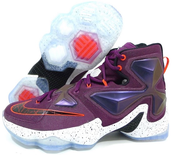 e33a2dee1d8 Complete Visual History of the Nike LeBron James Shoe Line 13