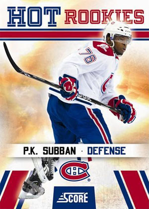 2010-11 Score Hockey 4