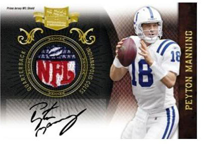 2010 Panini Plates & Patches Football 6