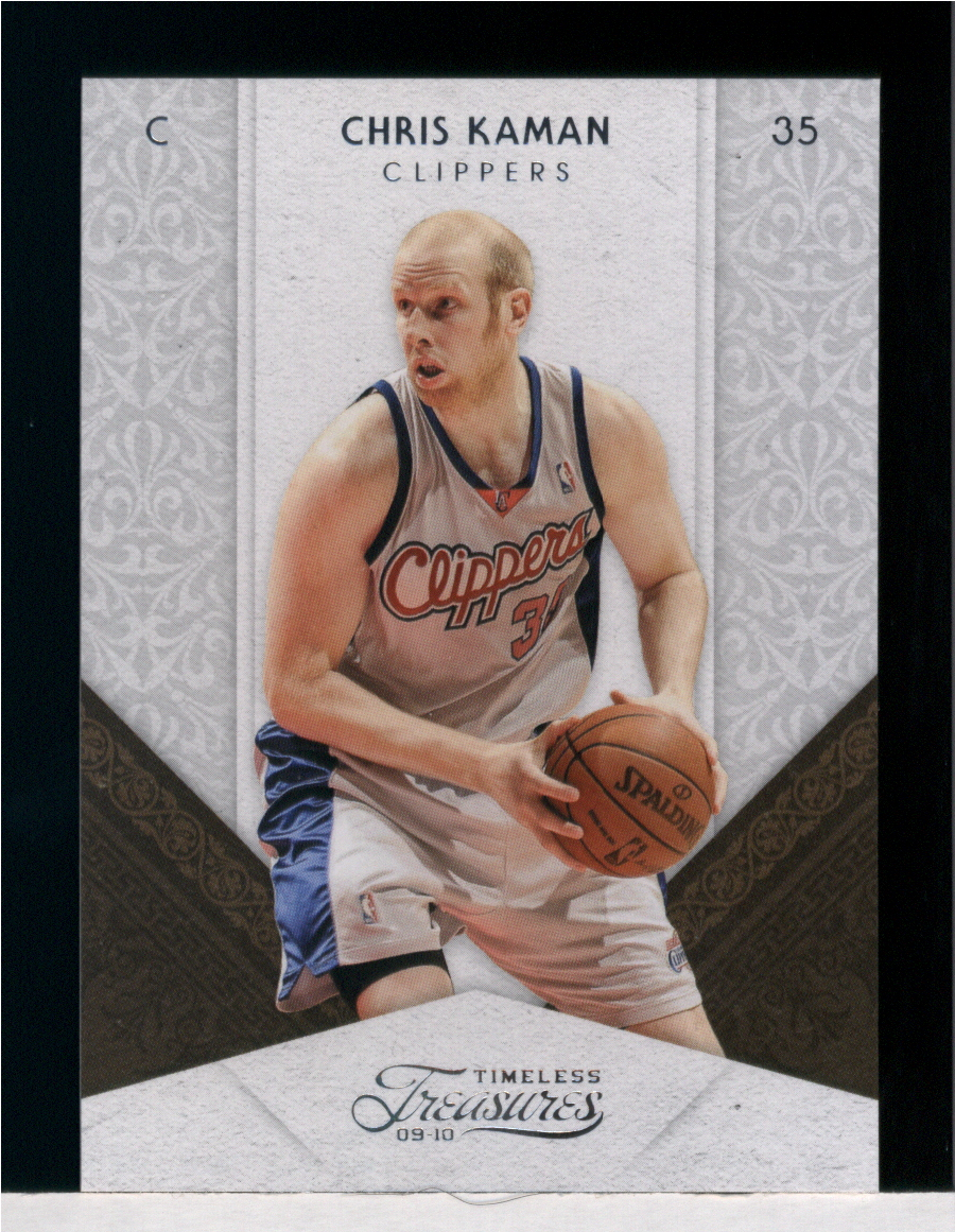 2009-10 Panini Timeless Treasures Basketball 5