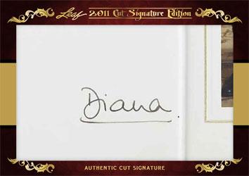 2011 Leaf Cut Signature Edition 2