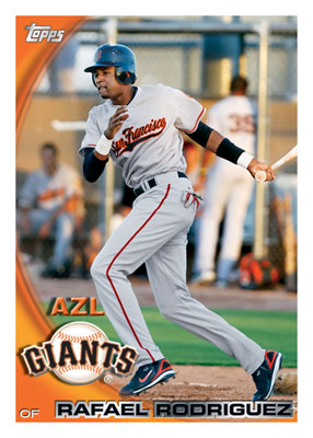 2010 Topps Pro Debut Series 2 Baseball 3