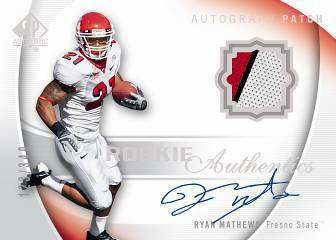 2010 SP Authentic Football 7