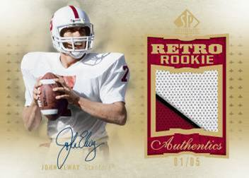 2010 SP Authentic Football 4
