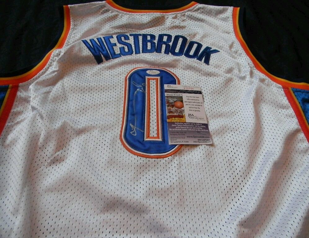 Russell Westbrook Cards, Rookie Cards and Autographed Memorabilia Guide 29
