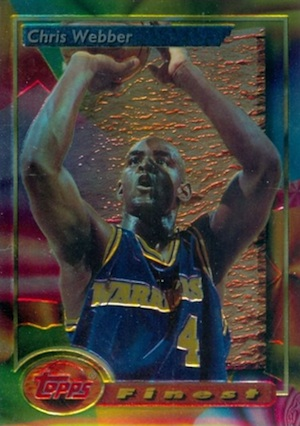 Top 1990s Basketball Rookie Cards 2