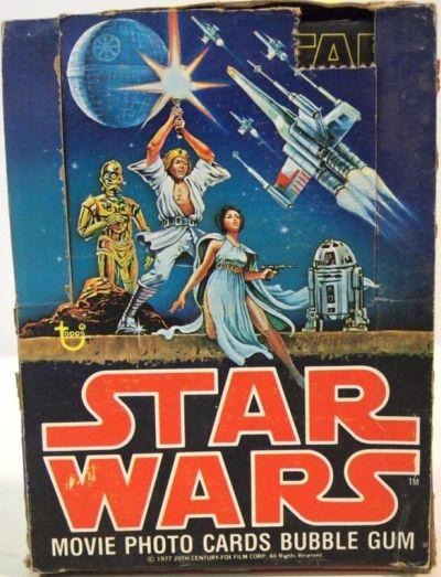 1977 Topps Star Wars Series 1: Info, Checklist, Card ...