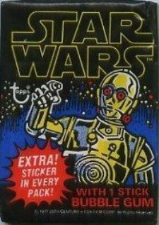 6dc6a7f6b4e 1977 Topps Star Wars Series 1 Trading Cards 17. Best Match ...