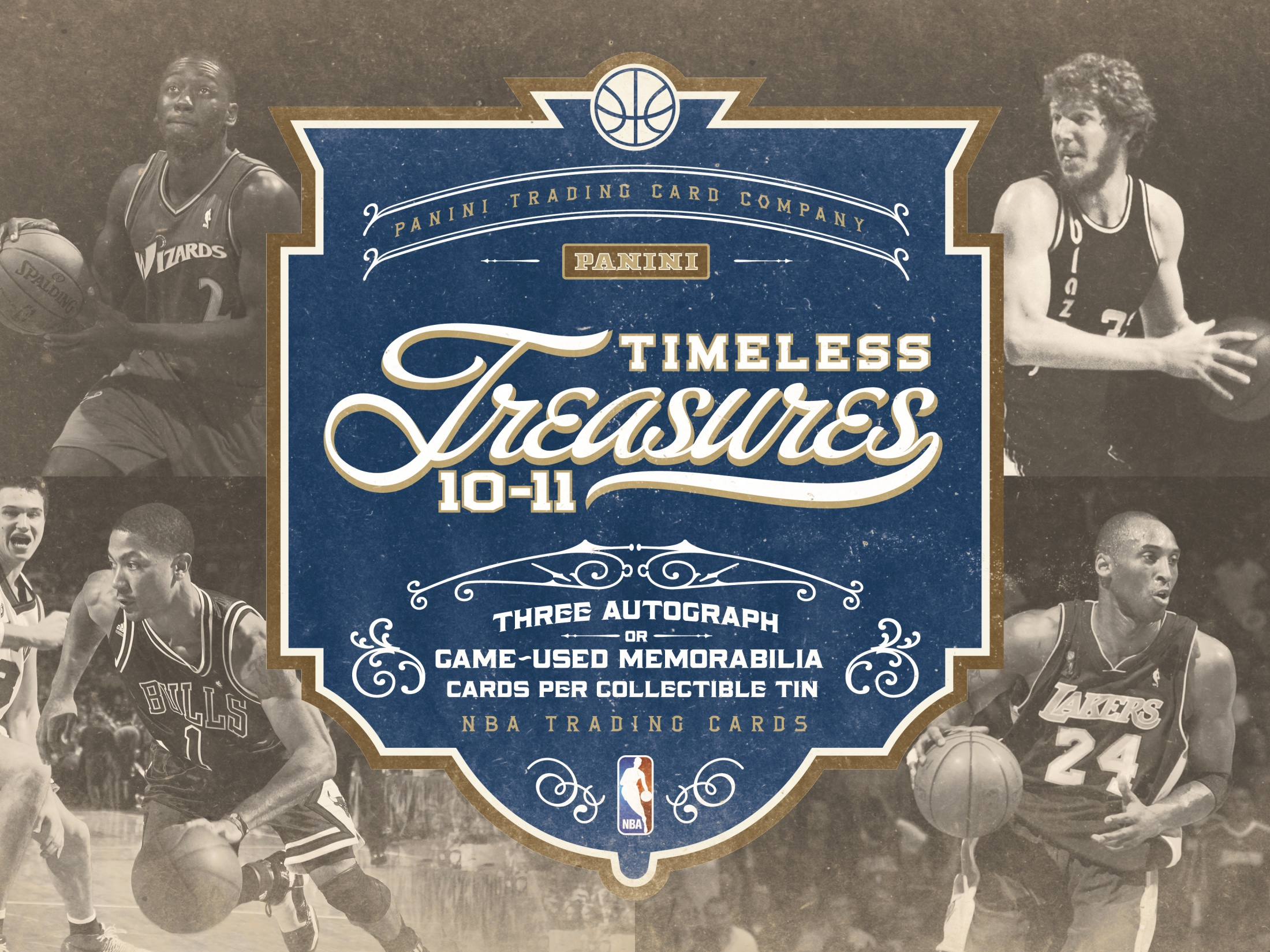 2010-11 Panini Timeless Treasures Basketball 7