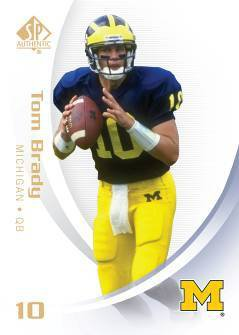 2010 SP Authentic Football 8