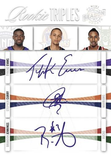 2009-10 Panini Season Update Basketball 2
