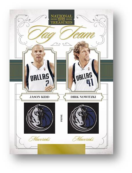 2009-10 Panini National Treasures Basketball 10