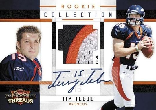 2010 Panini Threads Football 2