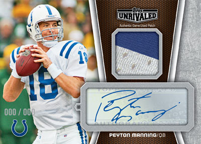2010 Topps Unrivaled Football 9