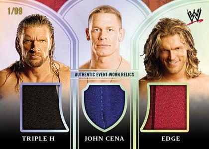 2010 Topps WWE Platinum Wrestling  9