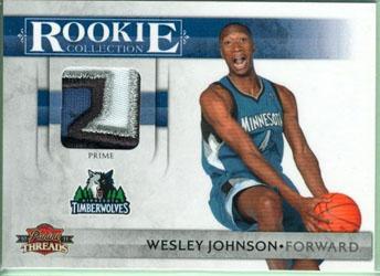 Big Time Hits: 2010-11 Basketball Cards 32