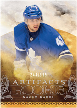 2010-11 Upper Deck Artifacts Hockey 5